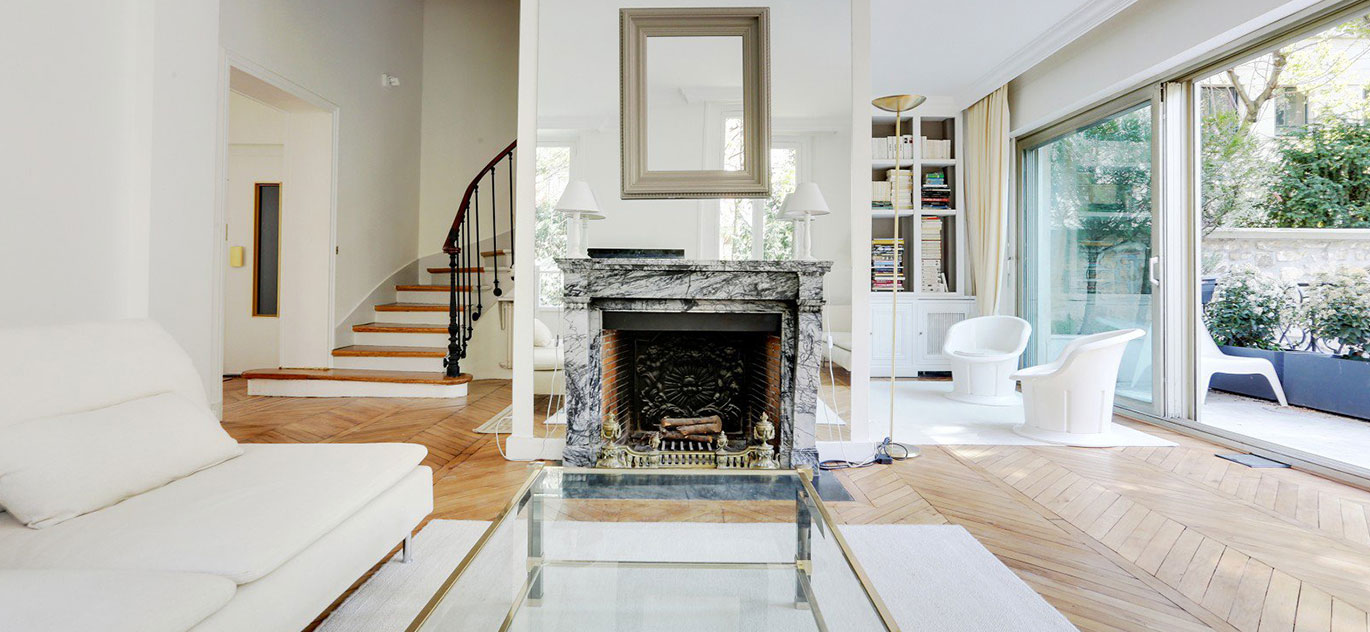 Neuilly-sur-Seine - France - House, 8 rooms, 5 bedrooms - Slideshow Picture 2