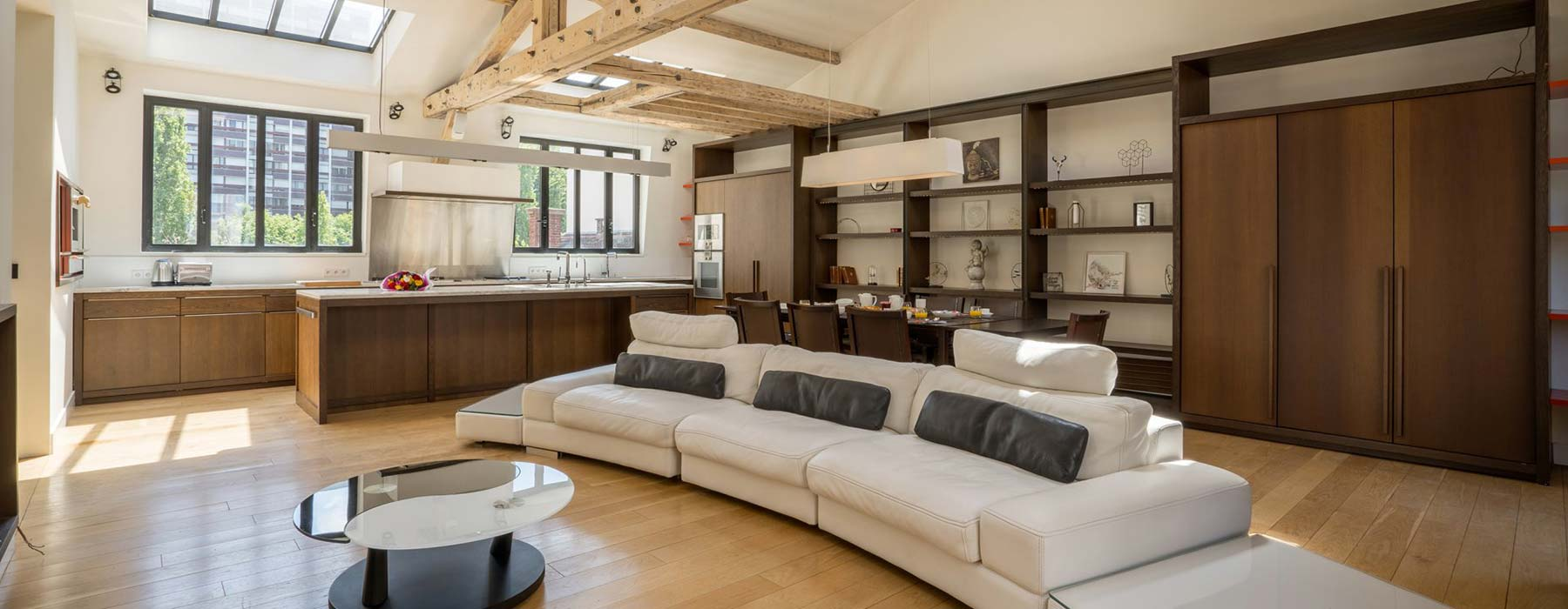 Paris 75017 - France - House, 8 rooms, 5 bedrooms - Slideshow Picture 2
