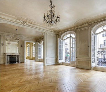 Immobilier de prestige paris 16e for Immobilier duplex paris